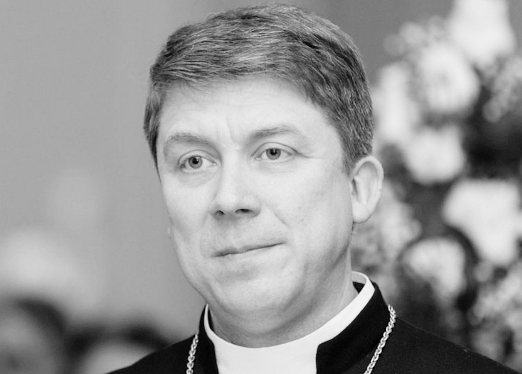 Umas Viilmaa, Lutheran archbishop of Estonia