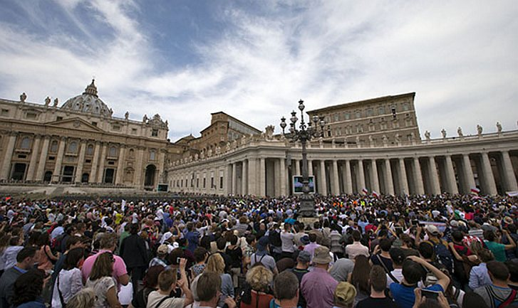 Vatican secretary of state coming to Russia