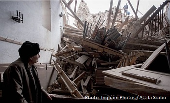 churches collapse in Romania