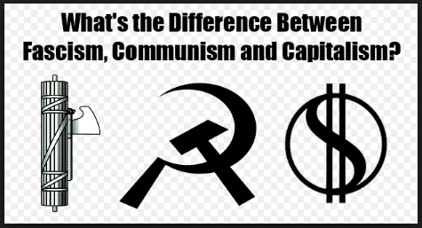 Fascism, Communism and Capitalism