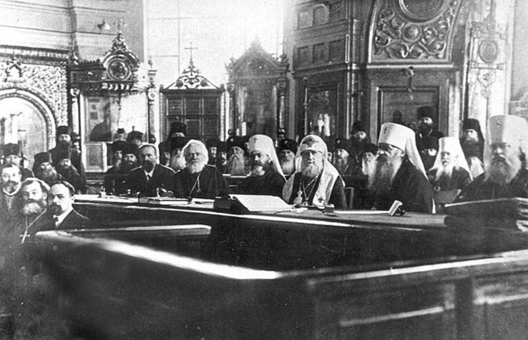 The Russian Orthodox Church and the Impact of Bolshevism